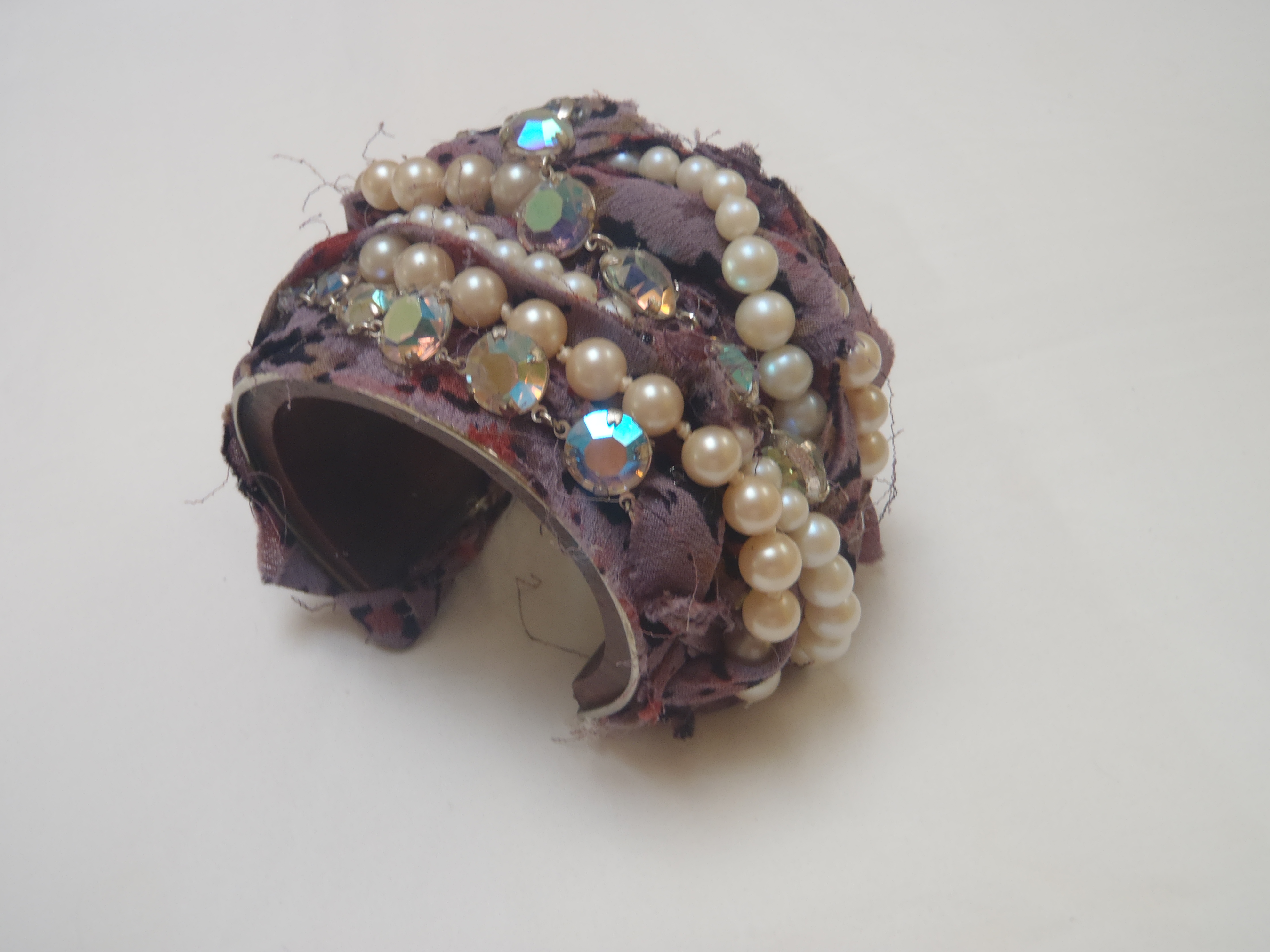 Diy Recycled Jewelry Cuff Pointy Toe Shoe Crew