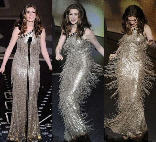 Red Carpet Style: Anne Hathaway Part 1