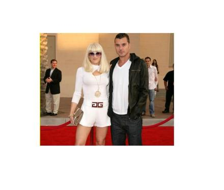 Gwen and Gavin Red Carpet