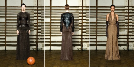 givenchy couture ss12 crocodile