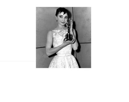 Audrey Hepburn 50 s