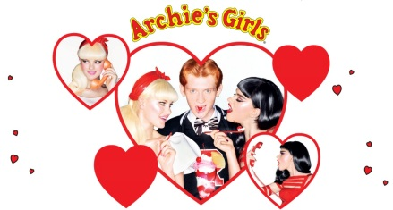 MAC archies girls