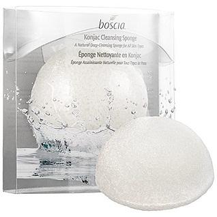 boscia konjac cleansing sponge