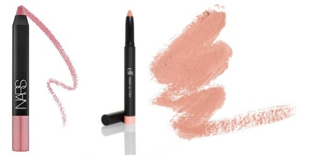nude lip pencils