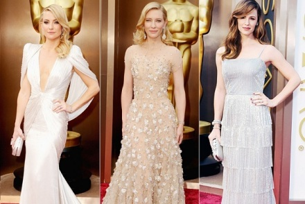 oscars 2014 kate cate jennifer 2