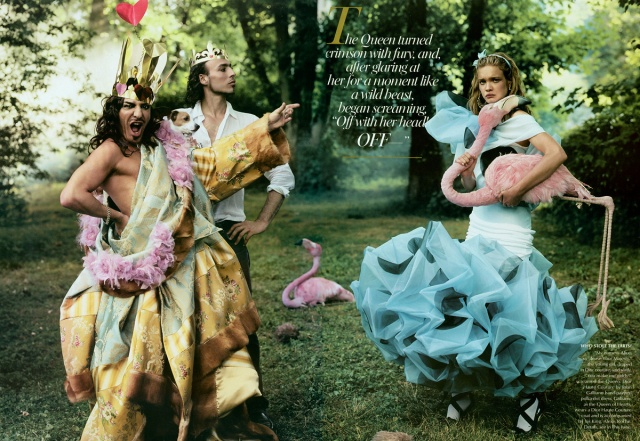 grace coddington alice shoot 7