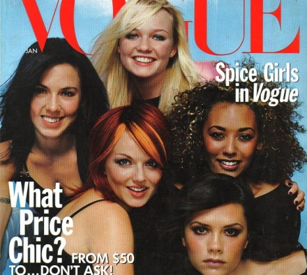 spice girls vogue 1 crop