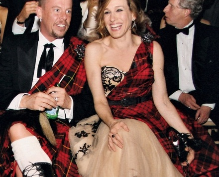SJP and Lee McQueen met gala 2006 crop