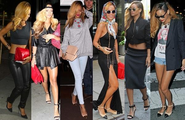 Woman Crush Wednesday Rihanna Cfda Fashion Icon Pointy